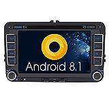 Pumpkin Android 8.1 Autoradio DVD Player für VW...
