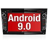 PUMPKIN Android 9.0 Autoradio Radio für Opel...