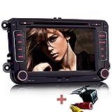 iFreGo 7' Autoradio DVD GPS +Rückfahrkamera Für...