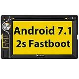 Pumpkin Android 7.1 Autoradio Moniceiver mit Navi...