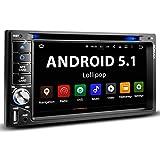 XOMAX XM-2DTSBN6223A Autoradio mit Android 5.1...