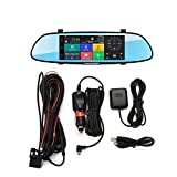 3G Car DVR Quad Core Android 5.0 Dashboard Car...