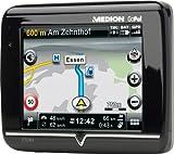 Medion E3240 Navigationsgerät (9cm (3.5 Zoll),...