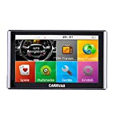 CARRVAS 7 Zoll Europe Traffic GPS Navi...