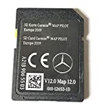 SD-Card Mercedes Garmin-Karte Pilot STAR1 v12...