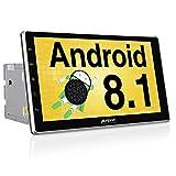 PUMPKIN Android 8.1 Autoradio Moniceiver mit Navi...