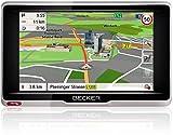 Becker active.6 CE LMU Navigationsgerät (15,8 cm...