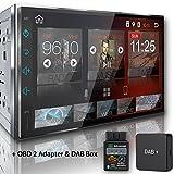 Tristan Auron BT2D7018A Autoradio mit Android 8.0...