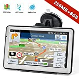 Navtour 7 Zoll GPS Navi Navigationsgerät...