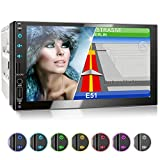 XOMAX XM-2VN751 Autoradio mit Mirrorlink, GPS...