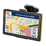 7 Zoll Navi mit Touchscreen LKW Navigation für...
