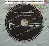 OPEL Navigation Update CD70 CD-Deutschland 2015...