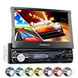 XOMAX XM-VRSUN741BT Autoradio / Moniceiver /...