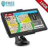 Jimwey GPS Navi Navigation für Auto LKW PKW 7...