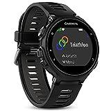Garmin Forerunner 735XT-GPS-Uhr, schwarz/grau, M,...
