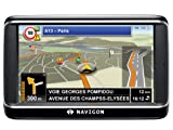 NAVIGON 40 Premium Navigationssystem (10,9cm (4,3...