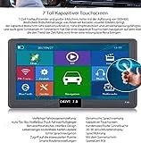 7 Zoll GPS Navigationssysteme Navi Drive-7.0 MIT...