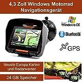 4,3' Zoll PKW Navigationsgerät Navigation...