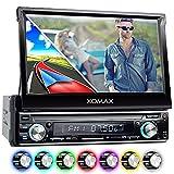 XOMAX XM-VRSUN740BT Autoradio mit GPS Navigation +...