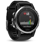 Garmin fēnix 5S Smartwatch Gps-multisportuhr,...