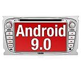 PUMPKIN Android 9.0 Autoradio Radio für Ford mit...