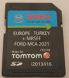 SD-Karte GPS Ford MCA V11 Europa 2021