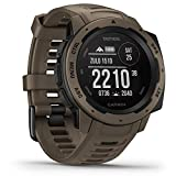 Garmin Instinct Tactical - robuste GPS-Smartwatch...