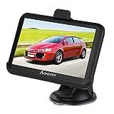 Aonerex Navigation für Auto LKW PKW KFZ 5 Zoll...