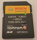SD-Karte GPS Ford MFD V11 Europa 2021