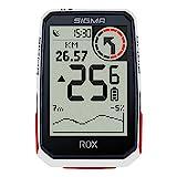 SIGMA SPORT ROX 4.0 White  Fahrradcomputer...