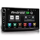 XOMAX XM-2VA757 Autoradio mit Android 10,...