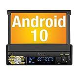 PUMPKIN Android 10 Autoradio Moniceiver mit Navi...