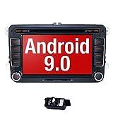 Android 9.0 Autoradio für VW Radio mit Navi...