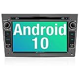 PUMPKIN Android 10 Autoradio für Opel Radio mit...