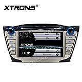 XTRONS® Doppel 2 DIN 17,8 cm HD Touchscreen...