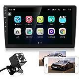 10.1' Autoradio Android - Bluetooth Autoradio mit...