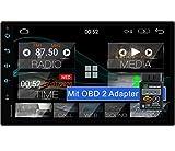Tristan Auron BT2D7018A Android 10.0 Autoradio mit...