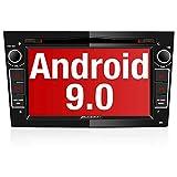 PUMPKIN Android 9.0 Autoradio für Opel Radio mit...