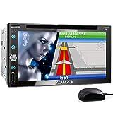 XOMAX XM-2DN6909 Autoradio mit Mirrorlink, GPS...