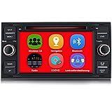 AWESAFE Autoradio mit Navi für Ford Focus,...