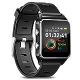 Smartwatch Fitness Armbanduhr Pulsuhren Fitness...