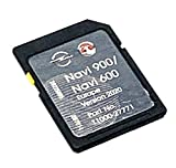 Neueste SD-Karte 2020/2021 für Opel SD Karte...