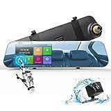 DuDuBell Dashcam Autokamera 1080P Rückspiegel...