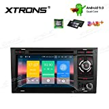 XTRONS 7' Autoradio mit Touch Screen Android 9.0...