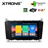 XTRONS 8' Autoradio mit Touch Screen Android 9.0...