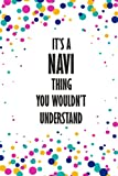 It's NAVI Thing You Wouldn't Understand: Funny...