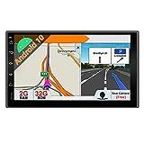 JOYX Android 10 Doppel Din Autoradio Mit GPS Navi...