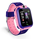 Kinderuhr Digital Smart Watch Kinder LPS Ortung...