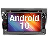 Vanku Android 10 Autoradio für Opel Radio mit...