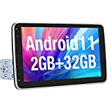 Vanku Android 11 Autoradio mit Navi 10 Zoll...